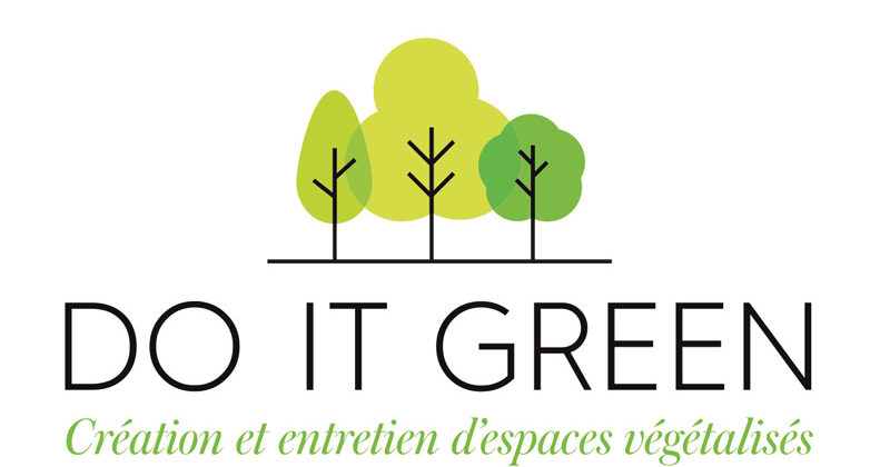 Do it green logo