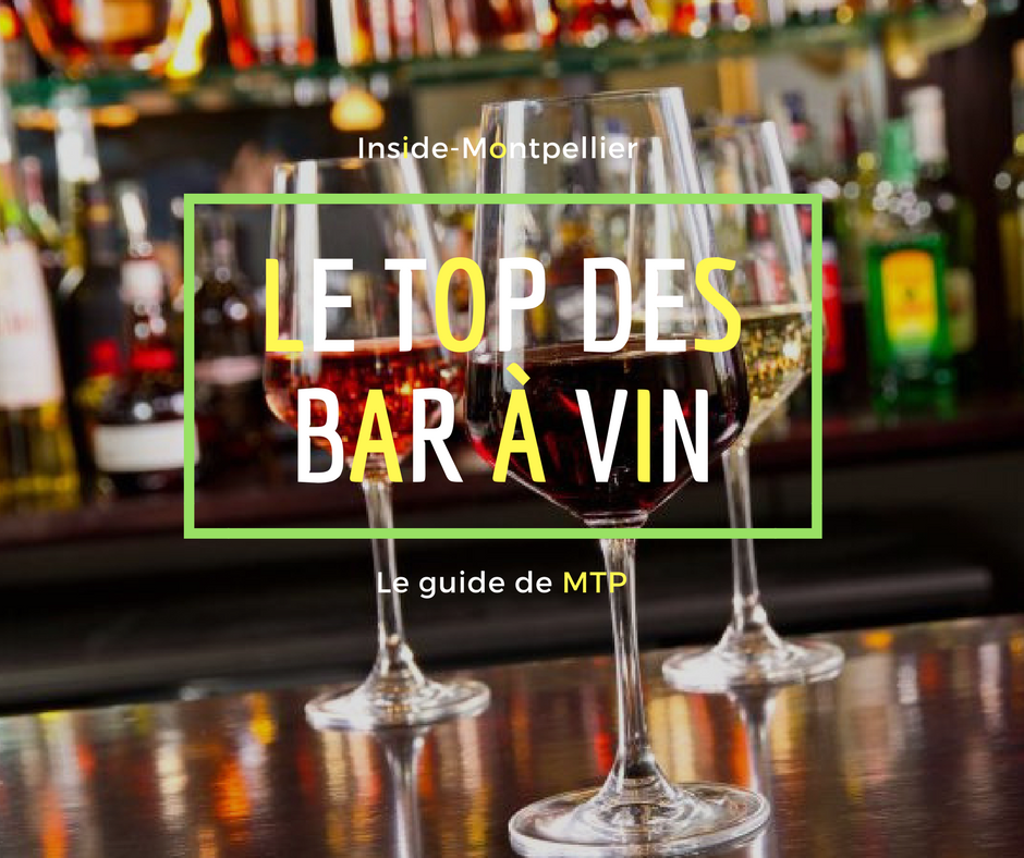 TOP BAR à vin