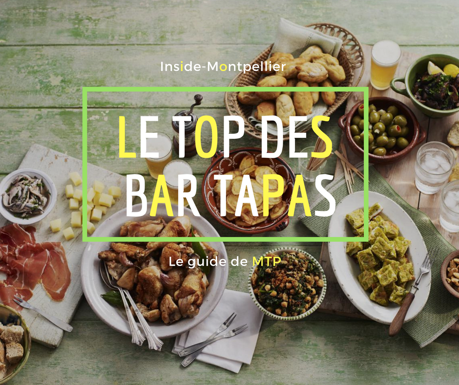 TOP BAR TAPAS